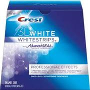 Crest 3d White strips продам отбеливающие пластинки для зубов