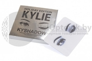 Палетка теней Kylie Kyshadow Holiday Edition (Серебро)